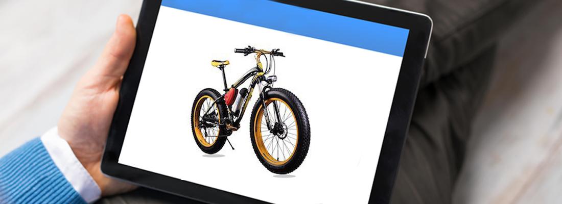 vélo électrique en ligne